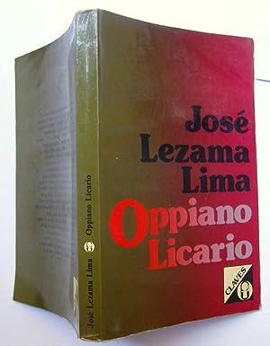 Oppiano Licario: José Lezama Lima