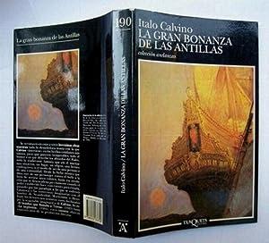 La Gran Bonanza De Las Antillas: Italo Calvino