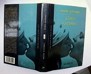 Gente Nocturna: Barry Gifford