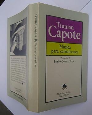 Música Para Camaleones: Truman Capote