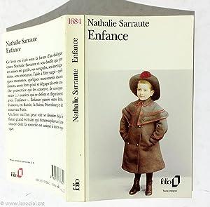 Nathalie Sarraute Enfance Ancien Ou D Occasion Abebooks