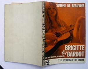 Brigitte Bardot y El Personaje De Lolita: Simone De Beauvoir