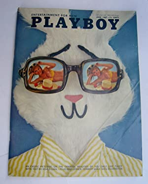 Playboy Magazine. Vol 14 No. 6 - June 1967