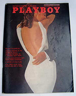 Playboy Magazine. Vol 14 No. 11 - November 1967
