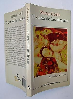El Canto De Las Sirenas: Maria Corti