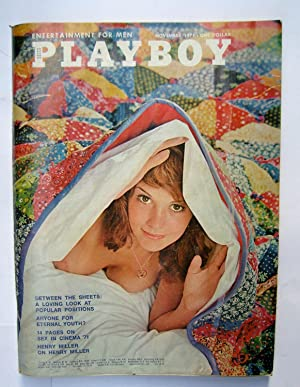 Playboy Magazine. Vol 18 No. 11 - November 1971