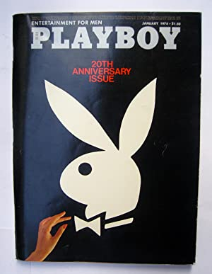 Playboy Magazine. Vol 21 No. 1 -: Morton Hunt; Saul