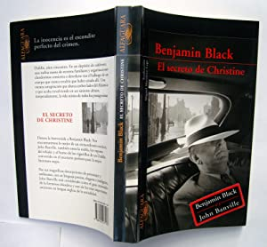 El Secreto De Christine: John Banville (Benjamin Black)