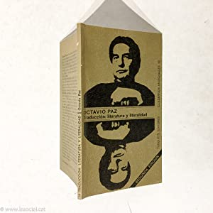 Traducción: Literatura y Literalidad: Octavio Paz