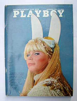 Playboy Magazine Vol 13 nº 11. november 1966
