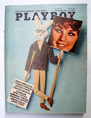 Playboy Magazine Vol 13 nº 09. September 1966
