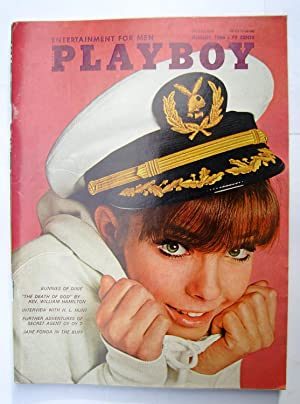Playboy Magazine Vol 13 nº 08. August 1966