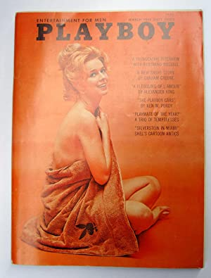 Playboy Magazine Vol 11 nº 03. march 1963