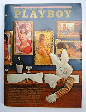 Playboy Magazine Vol 17 nº 01. march 1970
