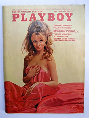 Playboy Magazine Vol 17 nº 05. may 1970