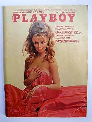 Playboy Magazine Vol 17 nº 05. may: Herbert Gold; Morton