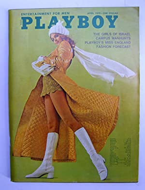 Playboy Magazine Vol 17 nº 04. april 1970
