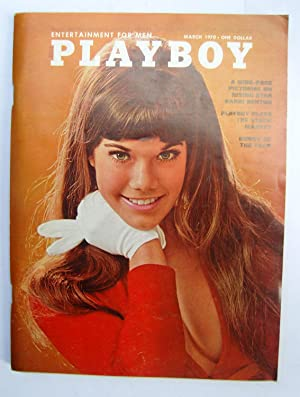 Playboy Magazine Vol 17 nº 03. march: Irwin Shaw; Alvin