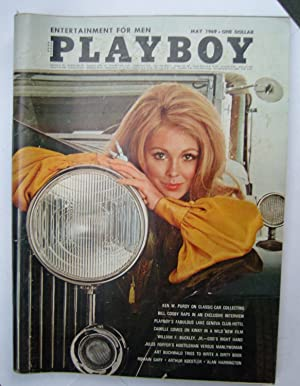 Playboy Magazine Vol 16 nº 05 May 1969
