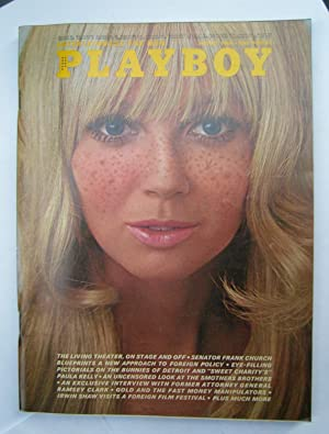 Playboy Magazine Vol 16 nº 08 august: Brock Brower; U.