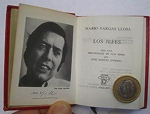Los Jefes: Mario Vargas Llosa