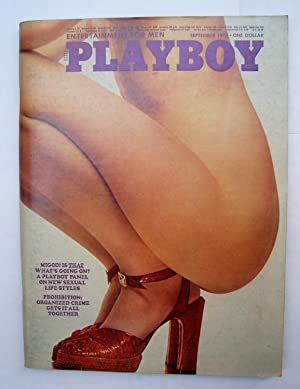Playboy Magazine Vol 20 nº 09 september 1973