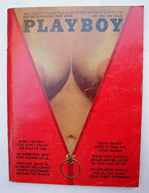 Playboy Magazine Vol 20 nº 07 July 1973