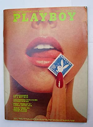 Playboy Magazine Vol 20 nº 04 april 1973