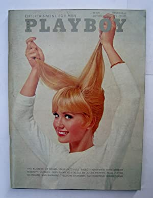 Playboy Magazine Vol 12 nº 10 october 1965