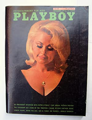 Playboy Magazine Vol 12 nº 09 september 1965