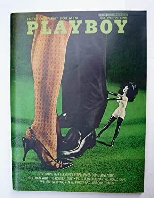 Playboy Magazine. Vol 12 No. 05 - may 1965