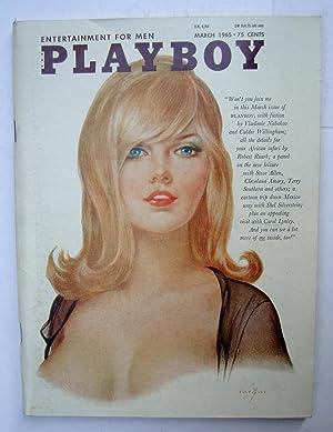 Playboy Magazine. Vol 12 No. 03 -: Patrick Chase; Calder
