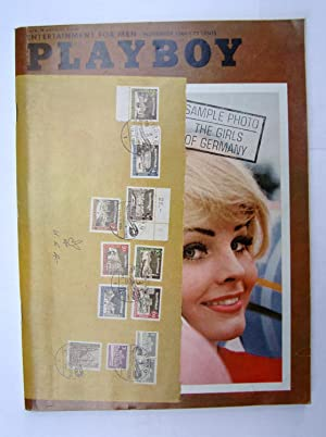 Playboy Magazine. Vol 11 No. 11 - november 1964