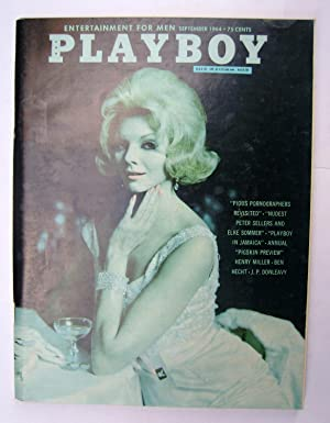 Playboy Magazine. Vol 11 No. 09 - september 1964