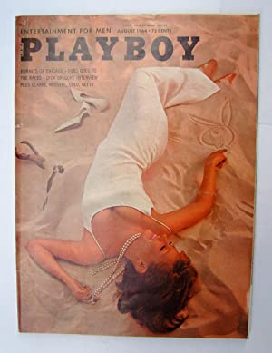 Playboy Magazine. Vol 11 No. 08 - august 1964