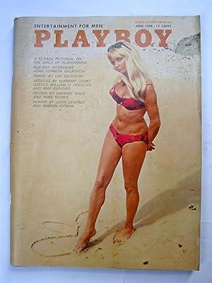 Playboy Magazine. Vol 15 No.06 - june: Herbert Gold; Robert