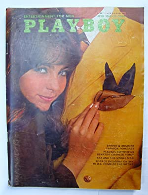 Playboy Magazine. Vol 15 No.04 - april: John Knowles; Philip