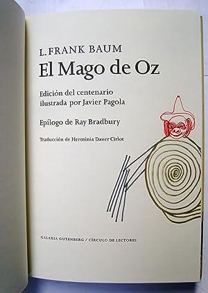 El Mago De Oz: L.frank Baum