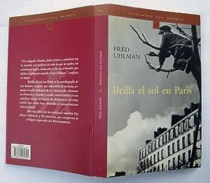 Brilla El Sol En París: Fred Uhlman