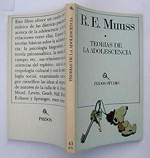 Teorías De La Adolescencia: Rolf E. Muuss