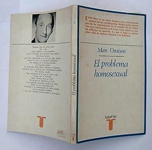 El Problema Homosexual: Marc Oraison