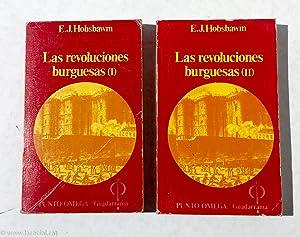 Las Revoluciones Burguesas (I y II): Eric J. Hobsbawm