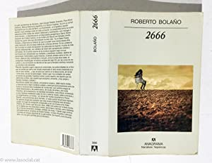 2666: Roberto Bolaño