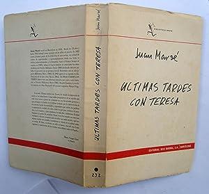 Últimas Tardes Con Teresa: Juan Marsé