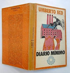 Diario Mínimo: Umberto Eco