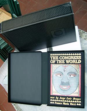 The Congress of the World; The Secret of the Tantras: The World of Jorge Luis Borges: Jorge Luis ...