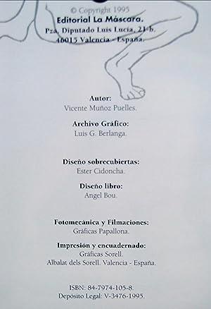 Infiernos Eroticos. La Colección Berlanga: Vicente Muñoz Puelles