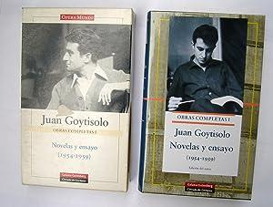 Obras Completas I. Novelas y Ensayo (1954: Juan Goytisolo