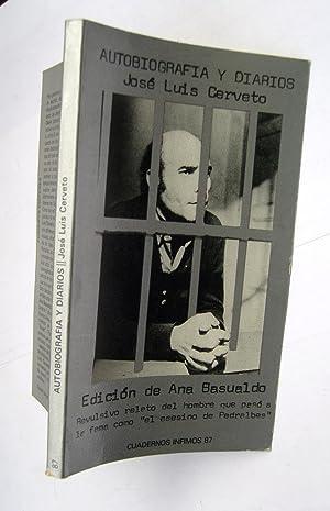 Autodiografía y Diarios.: José Luis Cerveto