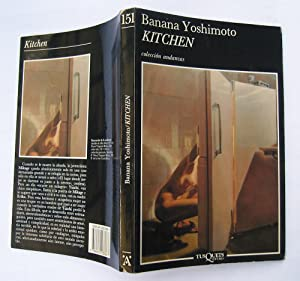 a book report on kitchen by banana yoshimoto The author of 'kitchen' what's your favourite banana yoshimoto book leave us a comment get for books' sake email updates.